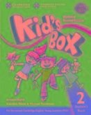 Kid's Box Level 2 Student's Book American English