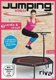 Jumping Fitness 2: cardio & circuit, 2 DVDs
