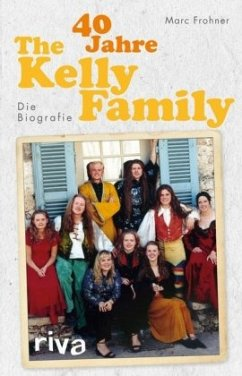 40 Jahre The Kelly Family - Frohner, Marc