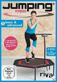 Jumping Fitness 1: basic & advanced, 2 DVDs