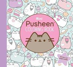 Mini Pusheen Coloring Book - Belton, Claire
