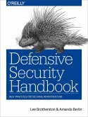 Defensive Security Handbook (eBook, ePUB)