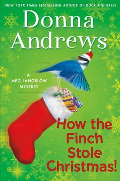 How the Finch Stole Christmas! (eBook, ePUB) - Andrews, Donna