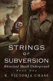 Strings of Subversion (Rhineland Musik Underground, #1) (eBook, ePUB)