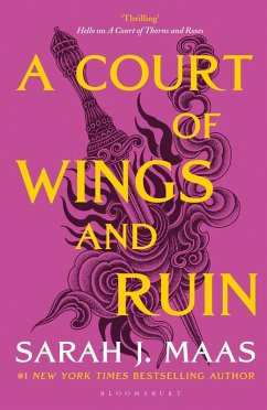 A Court of Wings and Ruin (eBook, ePUB) - Maas, Sarah J.