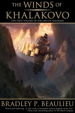 The Winds of Khalakovo (The Lays of Anuskaya, #1)