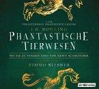 Phantastische Tierwesen und wo sie zu finden sind / Phantastische Tierwesen Bd.1 (2 Audio-CDs)