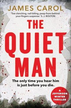 The Quiet Man (eBook, ePUB) - Carol, James