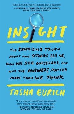 Insight (eBook, ePUB) - Eurich, Tasha