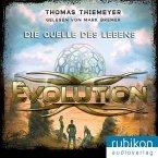 Die Quelle des Lebens / Evolution Bd.3 (MP3-CD)