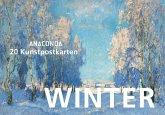 Postkartenbuch Winter