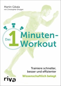 Das 1-Minuten-Workout (eBook, ePUB) - Gibala, Martin; Shulgan, Christopher