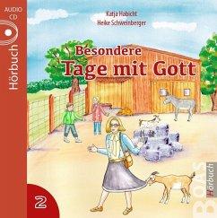 Besondere Tage mit Gott, Audio-CD - Habicht, Katja