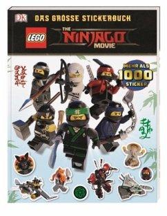 THE LEGO® NINJAGO® MOVIE Das große Stickerbuch - March, Julia
