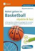 Noten geben im Basketball - objektiv & fair