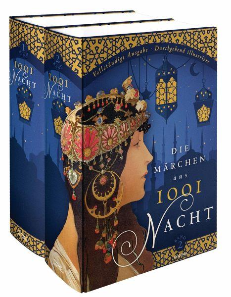 Die Märchen aus 1001 Nacht - Vollständige Ausgabe (2 Bände)