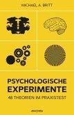 Psychologische Experimente