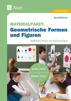 Materialpaket Geometrische Formen und Figuren - Wehren, Bernd