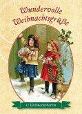 Wundervolle Weihnachtsgrüße