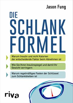 Die Schlankformel (eBook, ePUB)