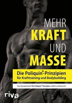 Mehr Kraft und Masse (eBook, ePUB) - Group, Poliquin
