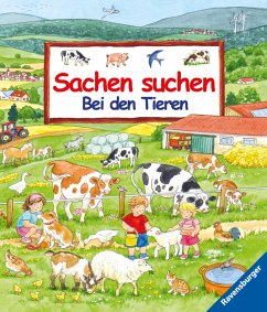 Sachen suchen - Bei den Tieren (eBook, ePUB)