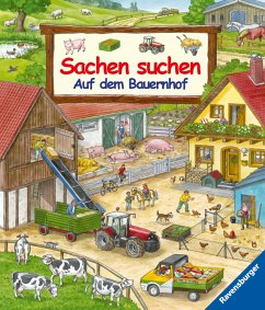 Sachen suchen - Auf dem Bauernhof (eBook, ePUB)