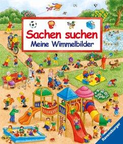 Sachen suchen - Meine Wimmelbilder (eBook, ePUB)