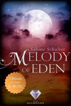 Melody of Eden: Alle 3 Bände der romantischen Vampir-Reihe in einer E-Box! (eBook, ePUB)