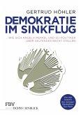 Demokratie im Sinkflug (eBook, PDF)