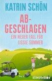 Abgeschlagen / Lissie Sommer Bd.3 (eBook, ePUB)
