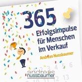 365 Erfolgsimpulse für Menschen im Verkauf, 1 MP3-CD