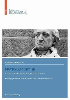 Deutschland seit 1990 (eBook, PDF)