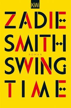 Swing Time (eBook, ePUB) - Smith, Zadie