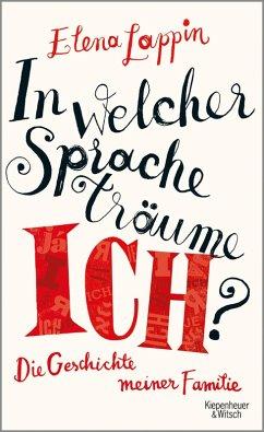 In welcher Sprache träume ich? (eBook, ePUB) - Lappin, Elena