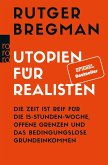 Utopien für Realisten (eBook, ePUB)