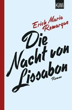 Die Nacht von Lissabon (eBook, ePUB) - Remarque, E.M.