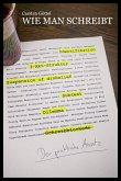 Wie man schreibt (eBook, ePUB)