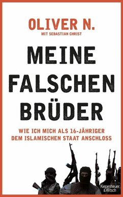 Meine falschen Brüder (eBook, ePUB) - N., Oliver; Christ, Sebastian