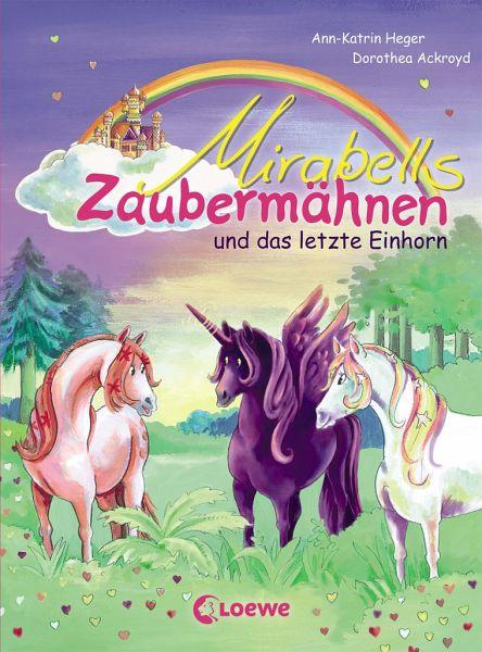 Buch-Reihe Mirabells Zaubermähnen