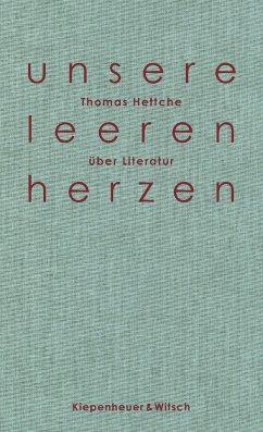 Unsere leeren Herzen - Hettche, Thomas