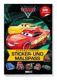 Disney Cars 3: Superstarker Sticker- und Malspaß