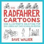 Die Radfahrer Cartoons