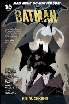 Batman 09 - Snyder, Scott; Tynion Iv, James; Capullo, Greg; Paquette, Yanick; Rossmo, Riley