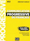 Communication progressive du français - Niveau débutant complet. Buch + Audio-CD