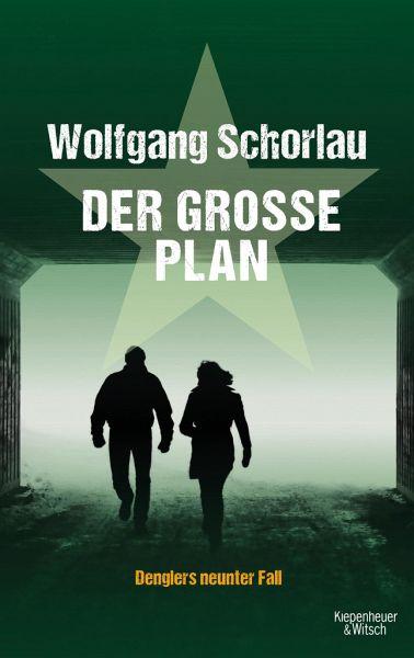 Buch-Reihe Georg Dengler von Wolfgang Schorlau