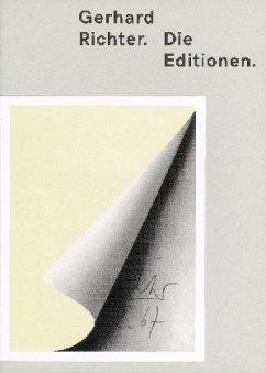 Gerhard Richter. Die Editionen