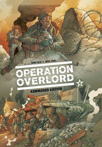 Buch-Reihe Operation Overlord
