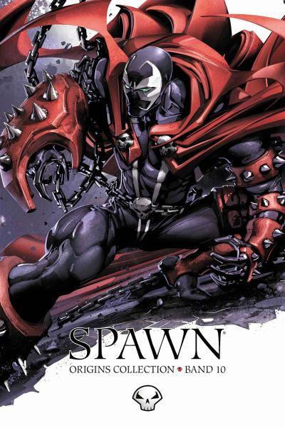 Buch-Reihe Spawn Origins Collection