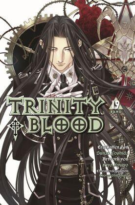Buch-Reihe Trinity Blood